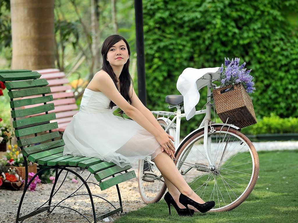 Велосипед для красоты и сохранения вашей фигуры