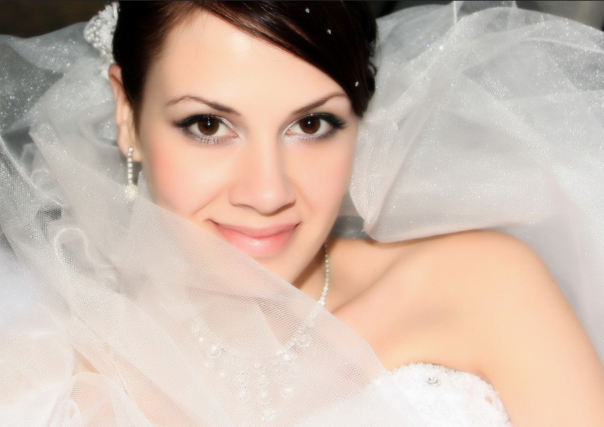 Как я выходила замуж