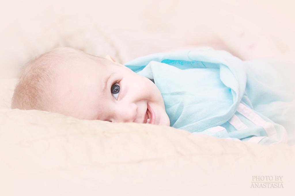 Уход за малышом с первых дней жизни