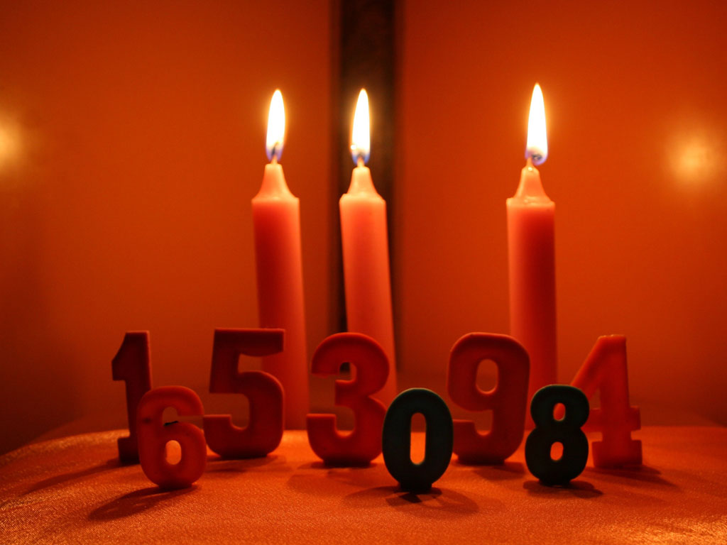 Нумерология: Магия даты рождения, цифра 3