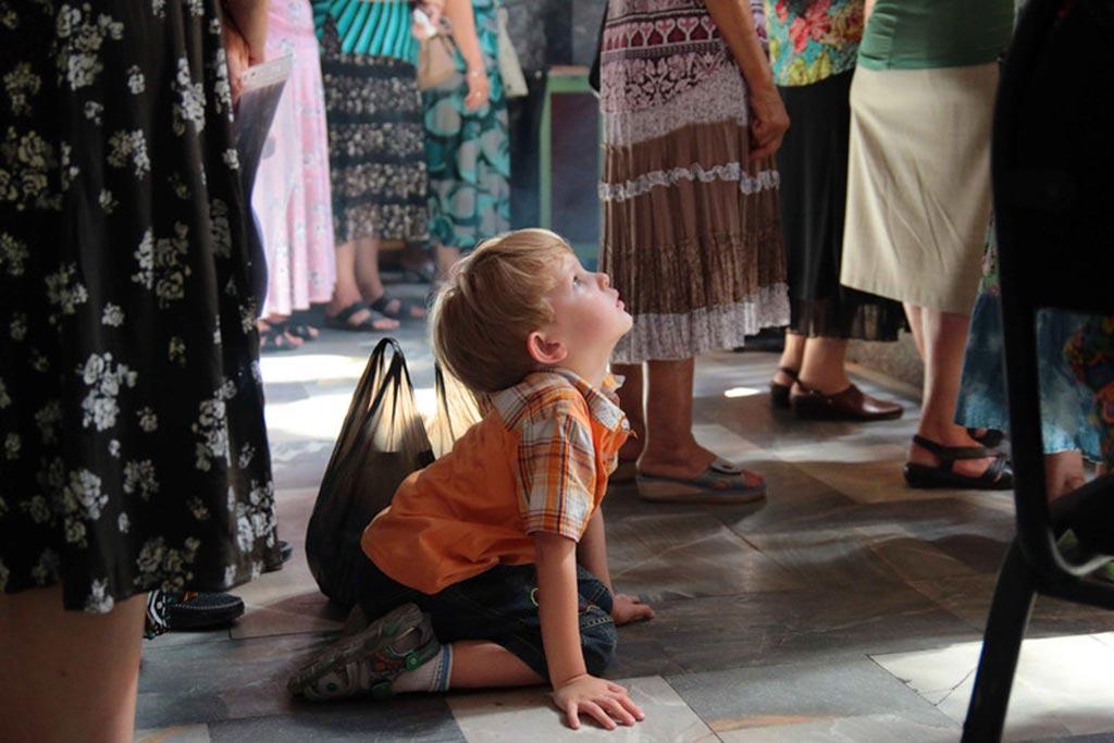 Как вырастить адаптированного к жизни ребенка