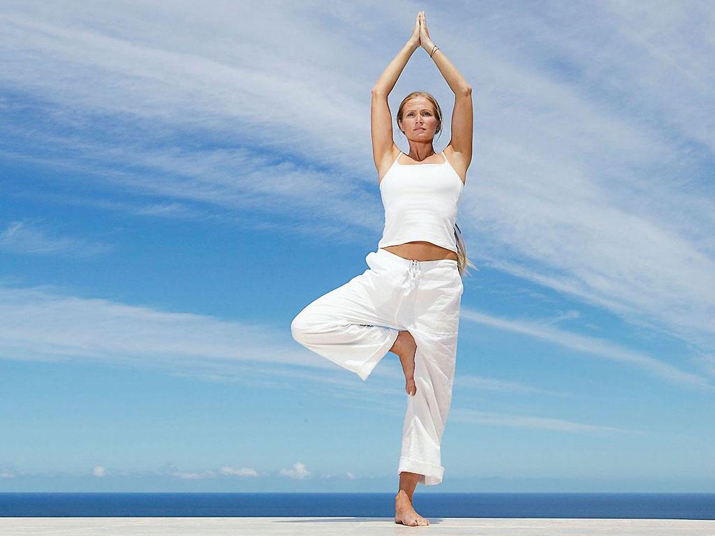 Наилучший путь к возрождению — Йога