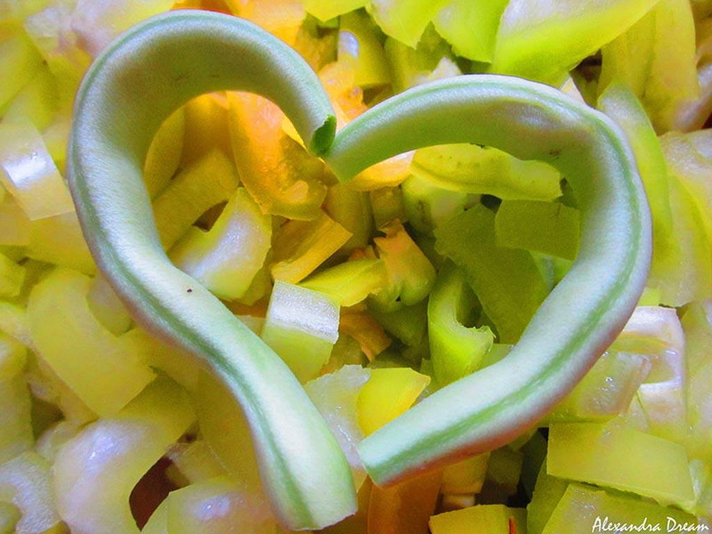 Овощи, их роль в питании