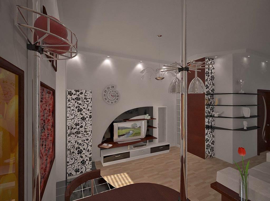 Интерьерный дизайн парадной комнаты